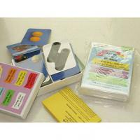 Beautiful full color playing card Childrens Book Printing with mbossed and hot stamping Manufactures