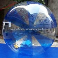 Floating PVC Walk On Water Inflatable Aqua Ball For Outdoor Kids Party Manufactures
