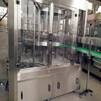 Mineral water production plant Filling Machine / bottle washing filling capping machine Manufactures