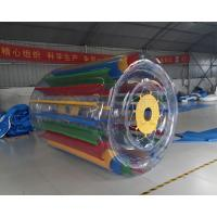 Good price Custom PVC/TPU inflatable floating water roller walking ball for kids and adult Manufactures