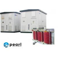 Water Cooling Traction Transformer / Single Phase Shifting Transformer For Rail Traffic Manufactures