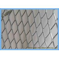 China 27′′ X 96′′-97′′ Dimpled Slef Furring Metal Lath For Stucco And Plastr on sale