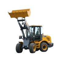 8Tons Front Mining Wheel Loader , Heavy Equipment Compact Track Loader,Front End Loader Manufactures
