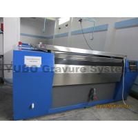 De-chrome machine for gravure cylinder manfuacturing Manufactures