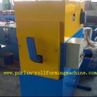 80mm / 100mm / 120mm Round Roll Making Machine for Rain Water Drainage Pipe Manufactures