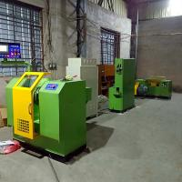 Welding Wire Precision Rewinding Compact Coiling Machine Layer Winding Type Manufactures