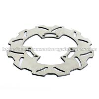 Solid Steel Motorcycle Brake Disc Racing Rotors Brakes CRF250X CRF450R Front Left Manufactures