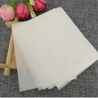 E1003 5*5cm heat-sealing Mini wood-pulp filter empty tea bag for coffee tea Manufactures