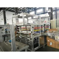 Plastic Bottle Packaging Machine With Robot Trolley Loader 2 Years Warranty Manufactures