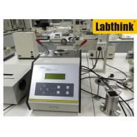 TQD-G1 Package Testing Equipment Air Permeability Tester For Textiles / Fabrics Manufactures