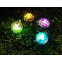 Quality low voltage colorful Villa garden staircase solar led diamond lights for sale