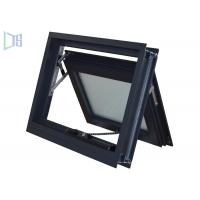 Quality Residential Double Glazed Aluminium Awning Windows Wind Resistance Easy Install for sale