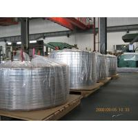 China Aluminum Fin Strip For Industrial Heat Exchanger on sale