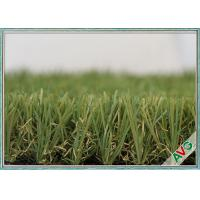 Buy cheap 13500 Dtex 4 Tones Landscaping Artificial Grass With 5 - 7 Years Guarantee from wholesalers