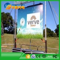 P6 Outdoor Ultra Thin LED Display With 576*576mm Die Casting Aluminum Cabinet Manufactures