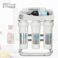 Quality Under Sink 50G Reverse Osmosis Water Purifier With 5L Tank Water Dispenser for sale