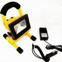 Battery powered 4-5hrs Working Time LED Flood Lights Outdoor IP65 Manufactures