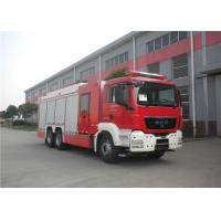 High Stability Fire Equipment Truck Germany MAN Chassis D2066lf46 Engine Manufactures