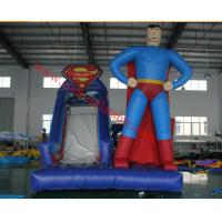 inflatable spider man bouncy castle inflatable playground inflatable bouncer castle combo Manufactures