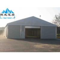 Aluminum Frame Large Warehouse Tent Waterproof With Storage Hall Space Manufactures