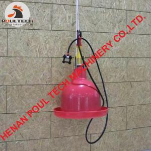 China Tanzania Chicken Farming Automatic Drinker & Plasson Drinker & Bell Shape Drinker & Chicken Waterer & Plastic Drinker on sale