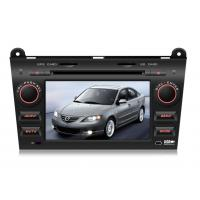WINCE 6.0 DVD GPS Car Navigation System For MAZDA 3 2006 - 2009 Manufactures