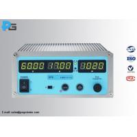 China MCU Control Precision AC DC Power Supply Switch 32V 32A Voltage / Current Adjustable on sale