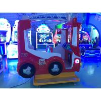 Quality Coin Operated Children's Rides Amusement Fire Car Game Machine for sale