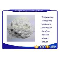 Clostebol Acetate Testosterone Enanthate Powder 4-Chlorotestosterone Manufactures