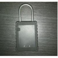 China 3G UHF RFID Real-time GPS Tracking Lock for Truck remote control padlock on sale