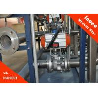 BOCIN Self Cleaning Water Filtration Systems Modular Filter Of Stainless Steel Manufactures