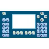 China Micro Wave Oven Membrane Switch Panel With Custom Membrane Keypad on sale