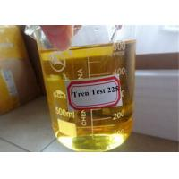 Semi - Finished Trenbolone Steroid InjectableTren Test 225 For Muscle Building Manufactures