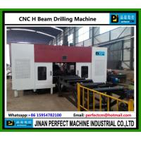 China CNC H Beam Drilling Production Line Structural Steel Machines Supplier (Model SWZ1250)