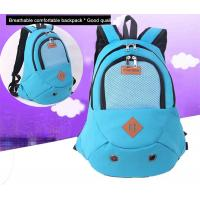 Front Mesh Head Out Pet Carrier Bag Environmentally Friendly With Double Shoulder Straps Manufactures