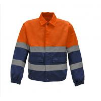Polyester Cotton Workwear Shirt for Plain and Contrast Color Manufactures