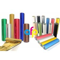 Hot Stamping Foil for Paper/Leather/Textile/Fabrics/Plastics Manufactures