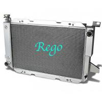 Ford F - 150 Automotive Aluminum Car Radiators Relacement Engine Cooling System Manufactures