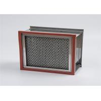 China High Efficiency Ventilation System Best Hepa Filter Air Purifier Cheap China Hepa Air Filter on sale