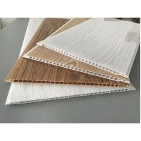 High Glossy 25cm Decorative PVC Panels Convenient Installation Ceilings Manufactures