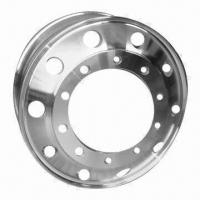Buy cheap Commercial Wheels, Aluminum Truck Wheels from wholesalers