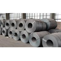 Quality Black Hot Rolled Metal , Hot Dipped Galvanised Steel ISO 9001 for sale