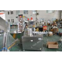 Auto Cap Lining Machine Easy Operation Roll Liner Cutting High Efficiency Manufactures