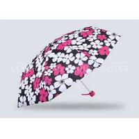 Fashion Ultralight 5 Fold Umbrella Adult Casual Leak Proof Pocket Mini Umbrella Manufactures