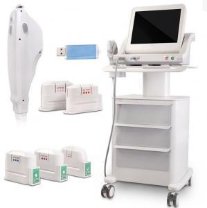 Professional HIFU Beauty Machine Non Surgical Treatment Ultrasound Face Lift Machine Manufactures