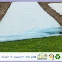 3%-5% Anti-UV Agriculture Biodegradable nonwoven material for top grade landscape fabric Manufactures