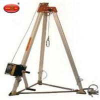 High Quality TRIPOD EVO Mining Coal Safety Guard Aluminum Rescue Tripod with Winch Manufactures