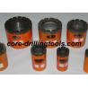HMLC NMLC Impregnated Diamond Core Drill Bits For Soft Hard Rock Manufactures