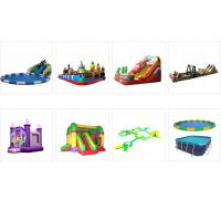 Kids and adult White sailing ship mega inflatable snow slide with long protective mattress