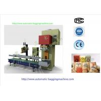 China 25 Kg Bagging Machine for Modified Starch Weighing Filling Packing , Bagging Weighing Machine, Conveyor Belt Scale on sale
